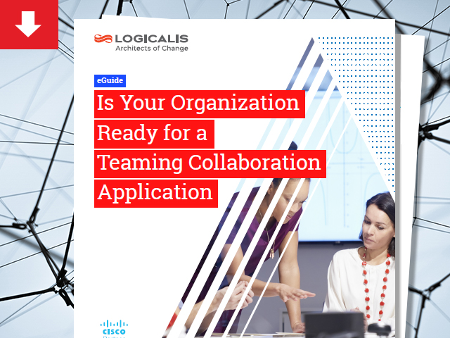 Is Your Organization Ready for a Teaming Collaboration Application eGuide