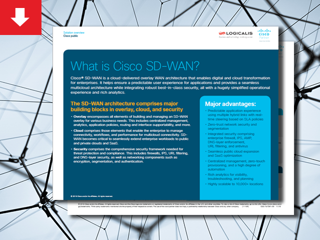 What is Cisco SD-WAN?