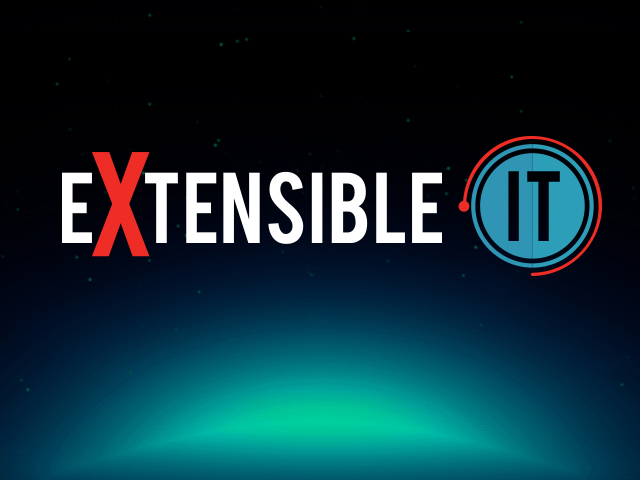 Extensible IT Framework for digital transformation