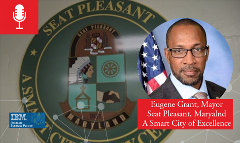 Episode 11: Interview with Mayor Eugene Grant on Smart Small Cities