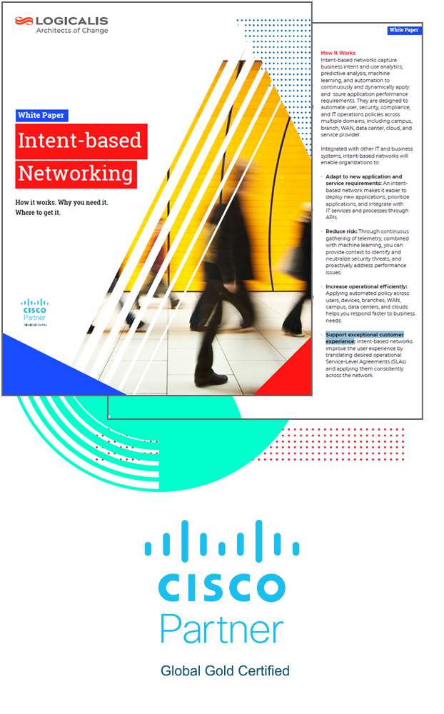 Intent-based Networking White Paper Thumbnail Image