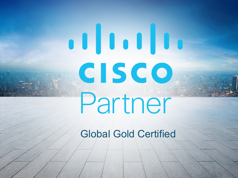 Cisco Global Gold Certification