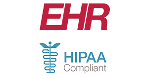 EHR and HIPAA</p> Compliant