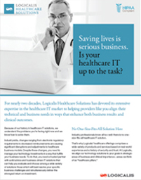 Download: Healthcare IT Overview Datasheet