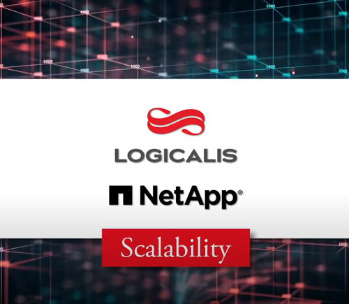 Achieve Business Goals with NetApp and Logicalis