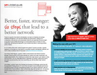 Six Steps Better Network