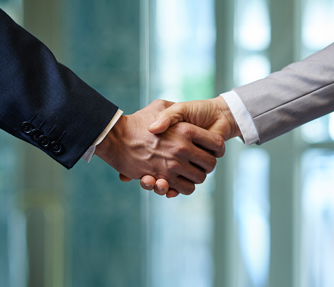 Best-of-breed partnerships with industry leaders