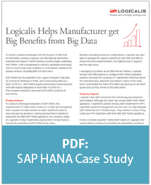 SAP HANA Case Study