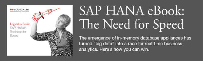 Logicalis SAP HANA eBook