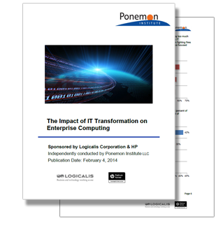 New Study – Learn the Impact of IT Transformation on Enterprise Computing